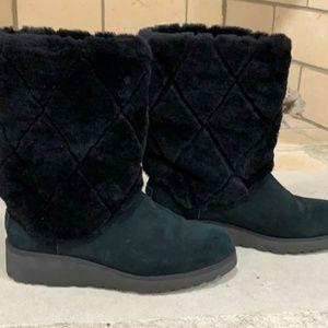 Authentic Uggs Fur Boots - Rare & Unique